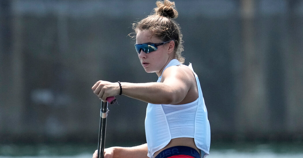 The American Canoeist Nevin Harrison Finally Gets Her Chance