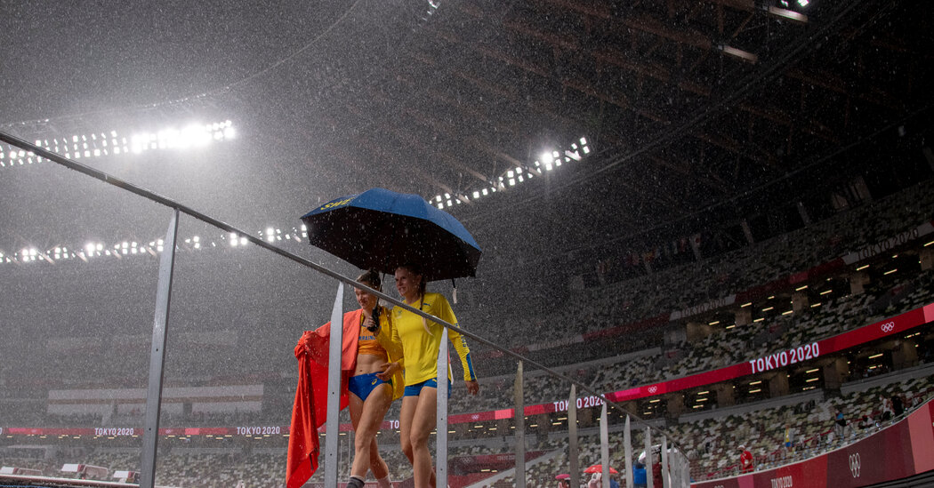 Olympics Events to Watch on Day 11: Beach Volleyball, Gymnastics and Diving