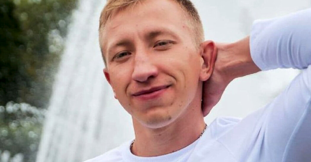 Missing Belarusian Activist Is Found Dead in Park in Ukraine