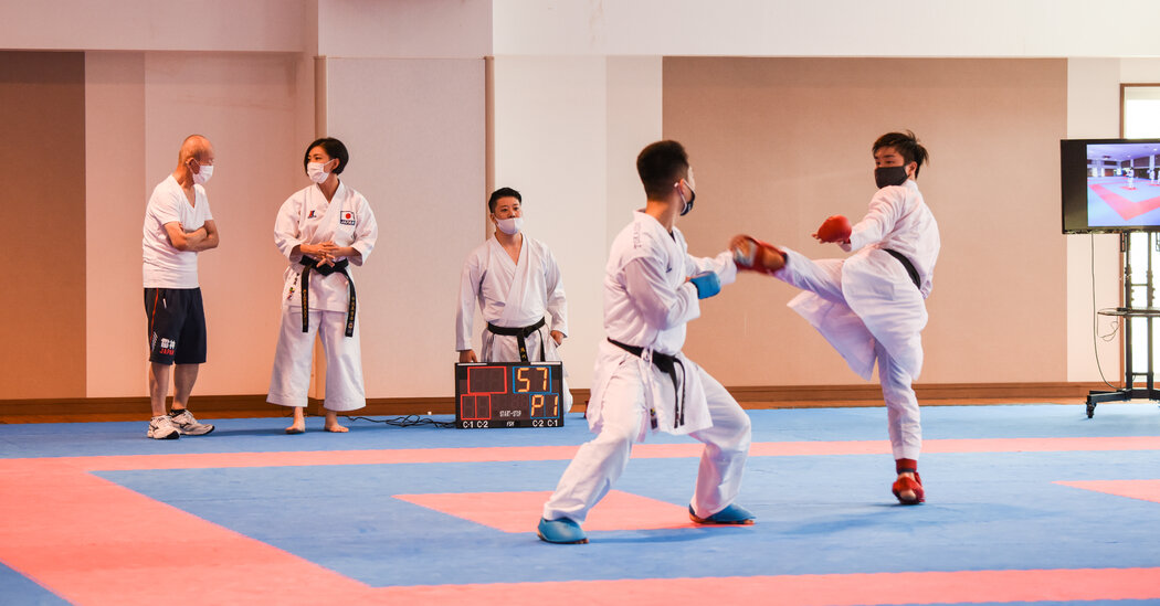 Karate's Big Question in Its Olympic Debut: Is It a Sport or a Martial Art?