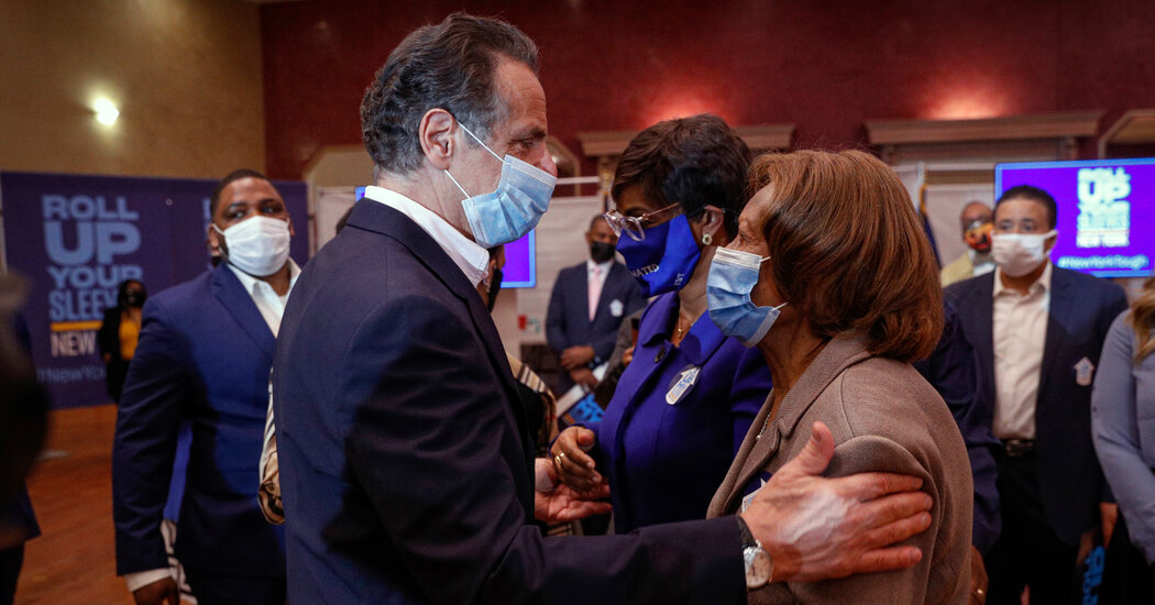 The Abandonment of Andrew Cuomo: Unions, Party Leaders and Deep Allies