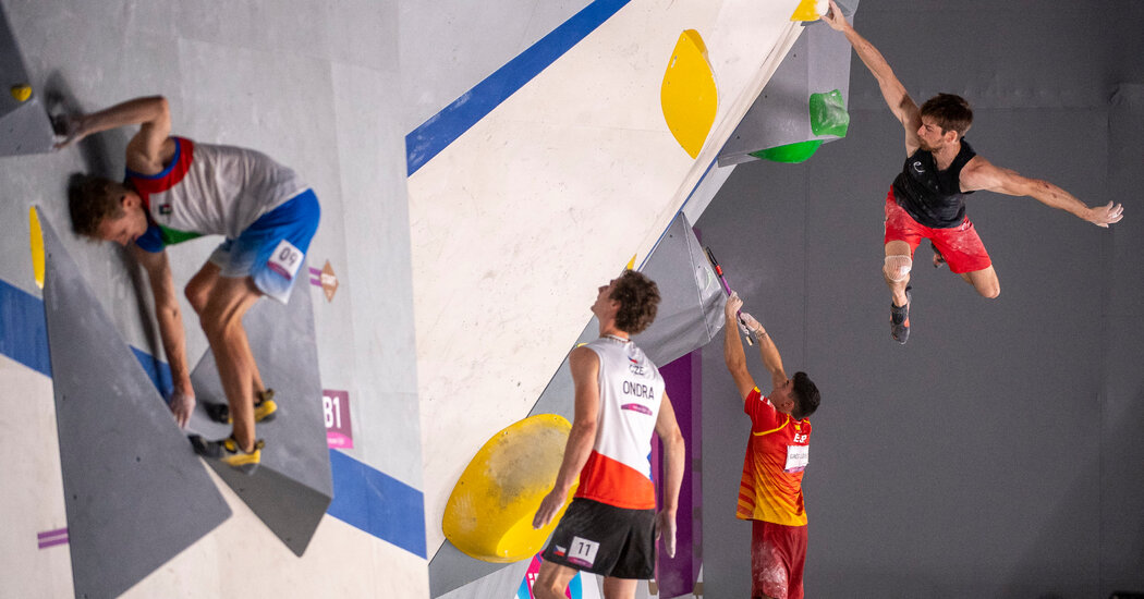 Tokyo Olympics Day 12 Schedule: Track, Volleyball and Climbing