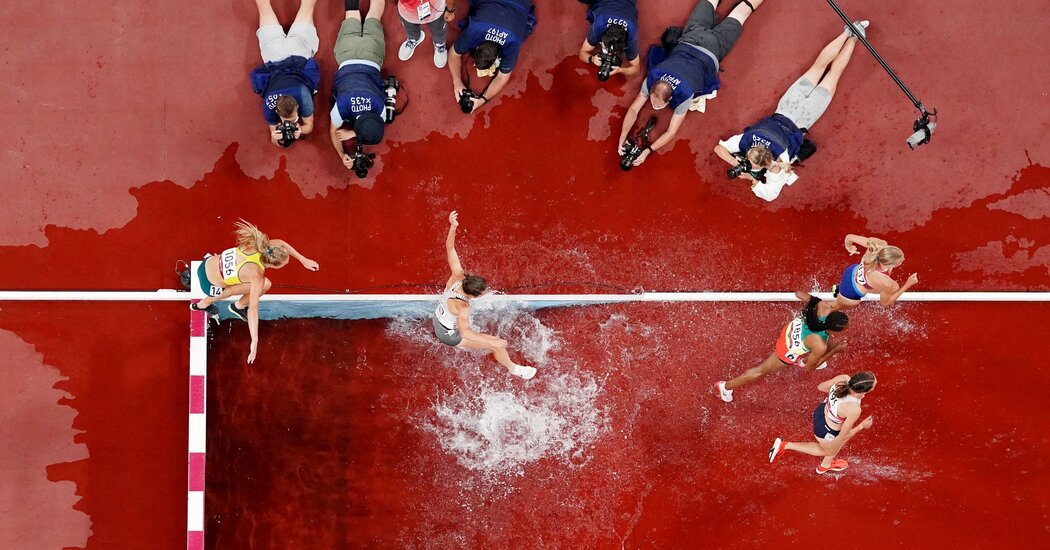 The History of Steeplechase at the Olympics