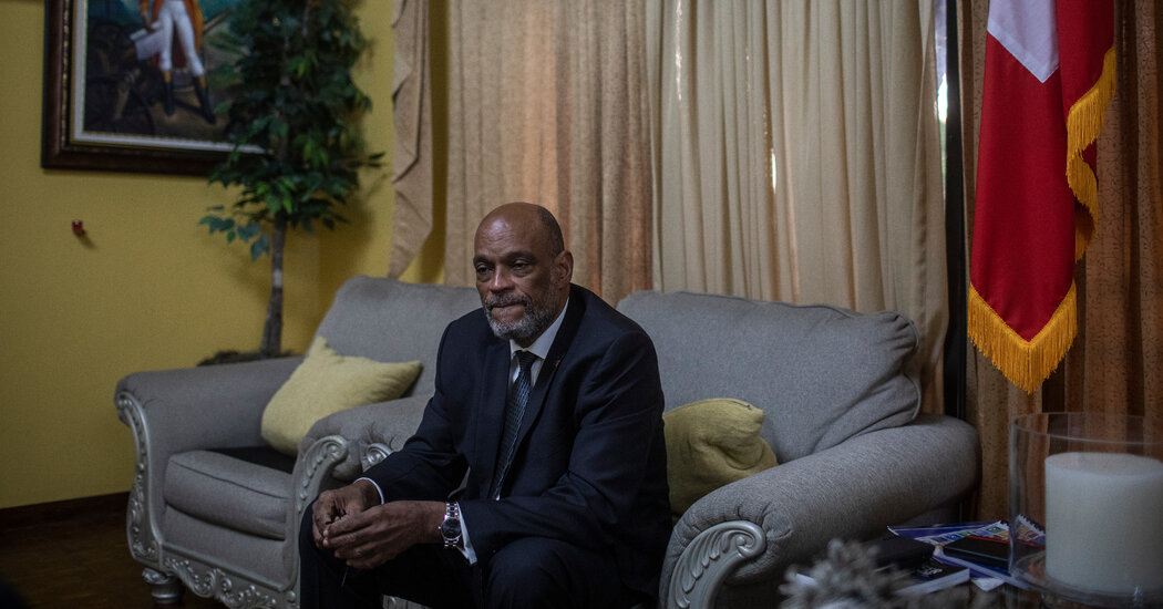 Assassination Mastermind May Still Be at Large, Haiti's Caretaker Leader Says