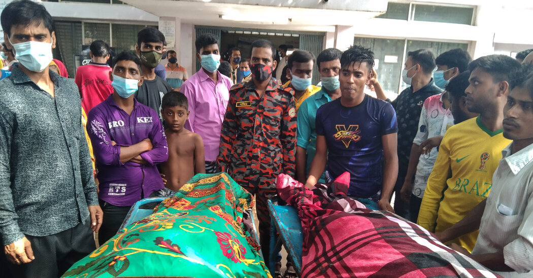 Lightning Strike Kills 17 in Wedding Party in Bangladesh