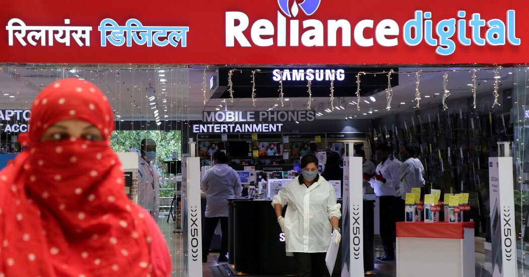 Amazon Prevails Over Reliance in India's Supreme Court