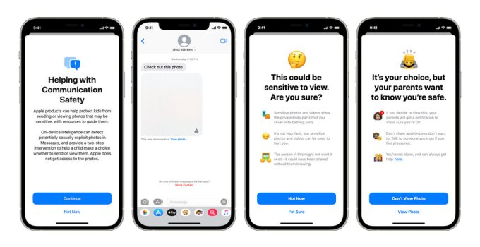 Apple Delays Rollout of Child Safety Features