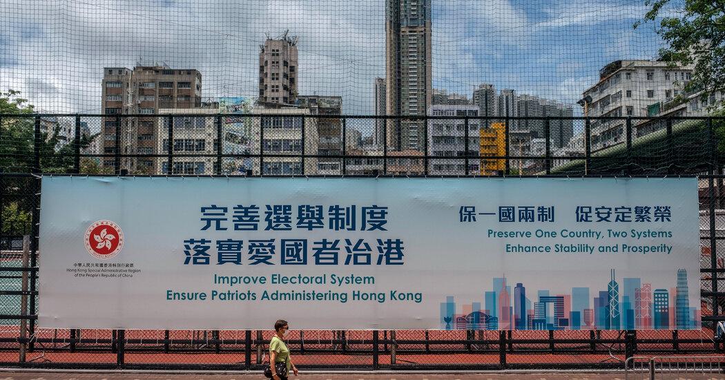 Pro-Beijing Clubs Will Help Pick Hong Kong's Next Leader