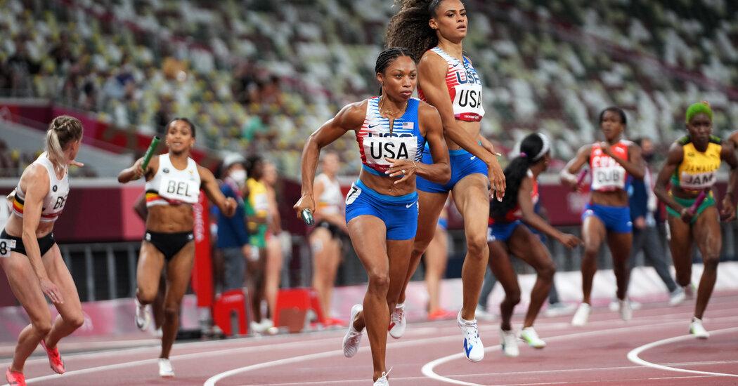 Allyson Felix Wins Her 11th Olympic Medal
