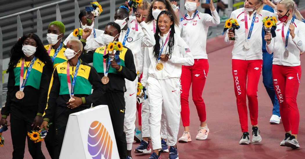 Who Has the Most Gold Medals?
