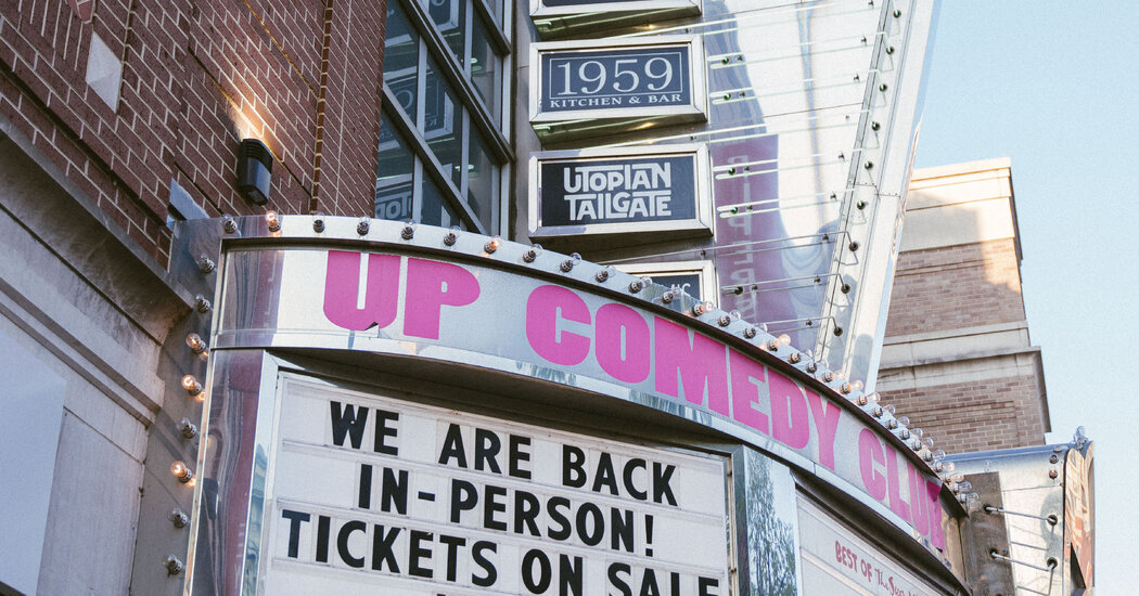Chicago Improv Was Dead. Can New Leaders Revive It?