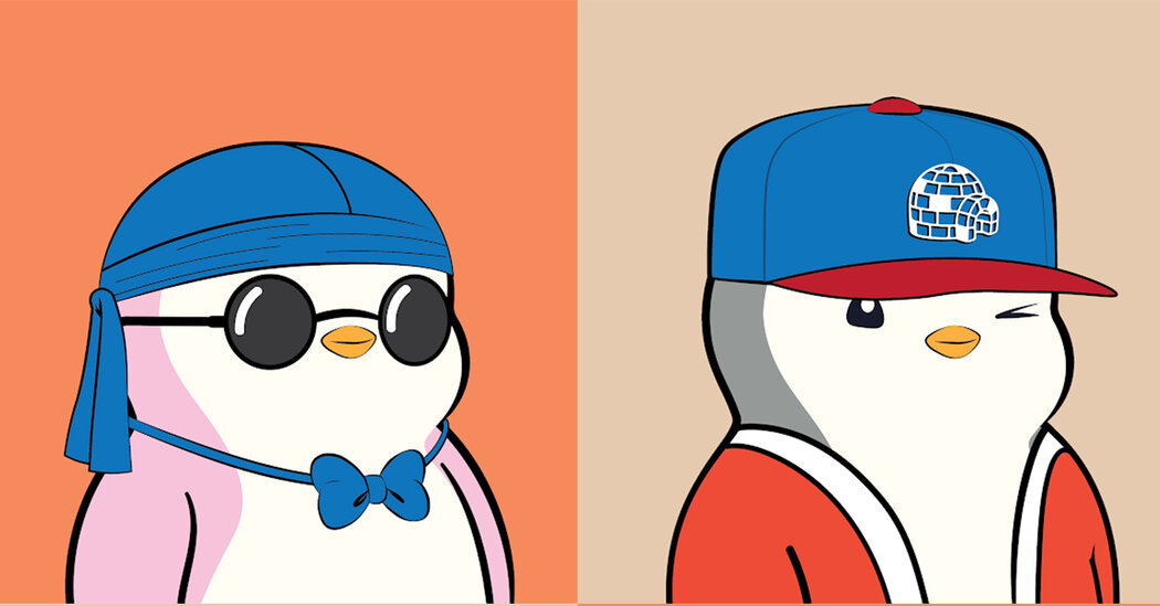 I Joined a Penguin NFT Club Because Apparently That's What We Do Now