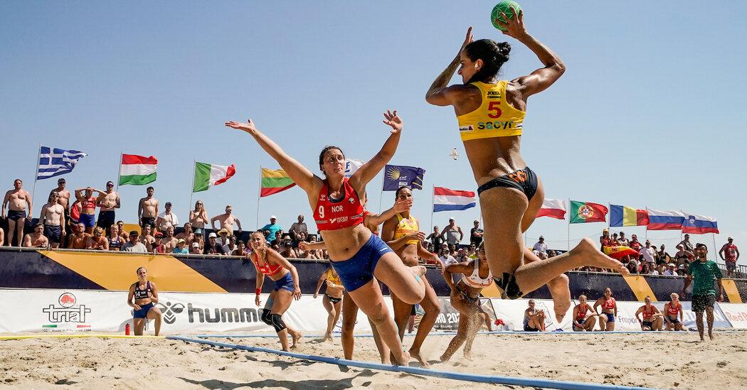 Facing Outrage Over Bikini Rule, Handball League Signals 'Likely' Change