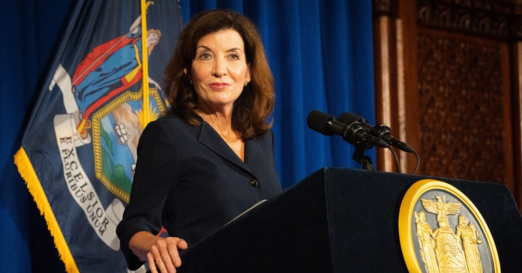 Kathy Hochul, and What Her Time as Governor May Hold