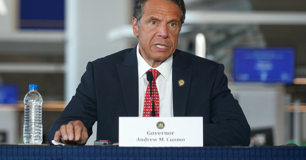 Cuomo Has  Million in Campaign Cash. What Can He Do With It?