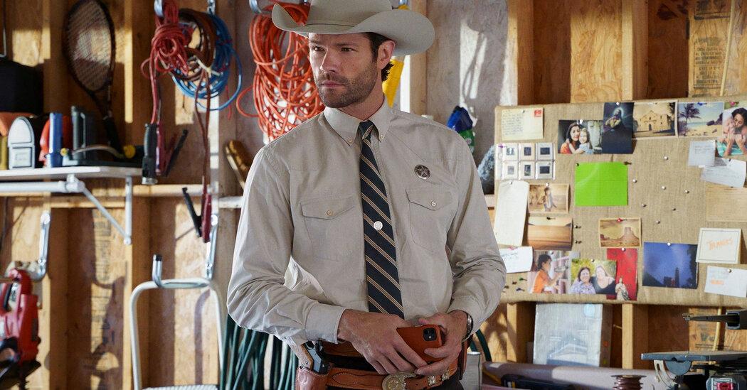 Jared Padalecki on the 'Walker' Finale and 'Supernatural'