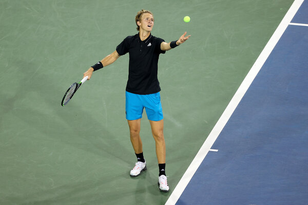 Sebastian Korda won only one match during the Western & Southern Open and had to exit his first-round match at the U.S. Open early.