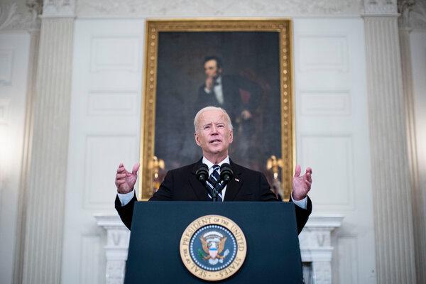 President Joe Biden announced a federal employee vaccine mandate on Thursday.