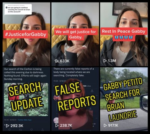 The Case of Gabby Petito and How it Captivated the Internet - The New York  Times