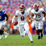 Alabama Barely Edges Out Florida in SEC Opener