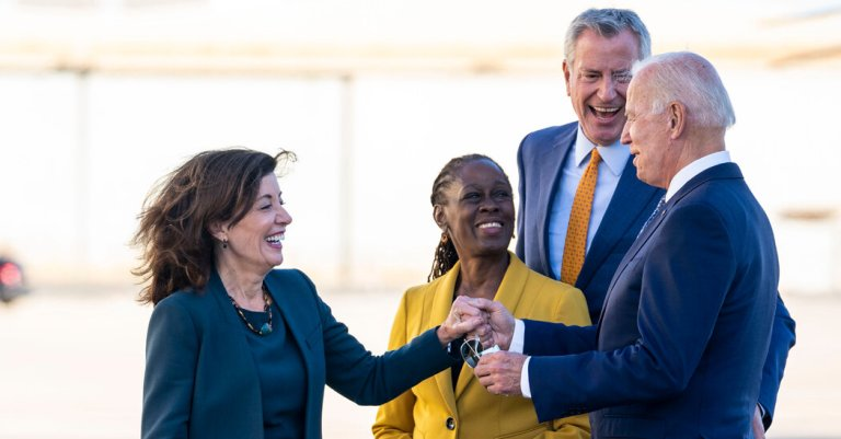 Kathy Hochul Aims To Raise  Million As Likely Rival Eye Challenges