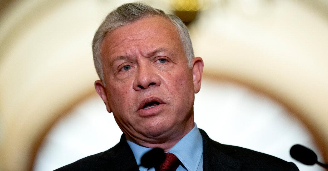 Jordan's king leaders accused of assembling secret wealth empire