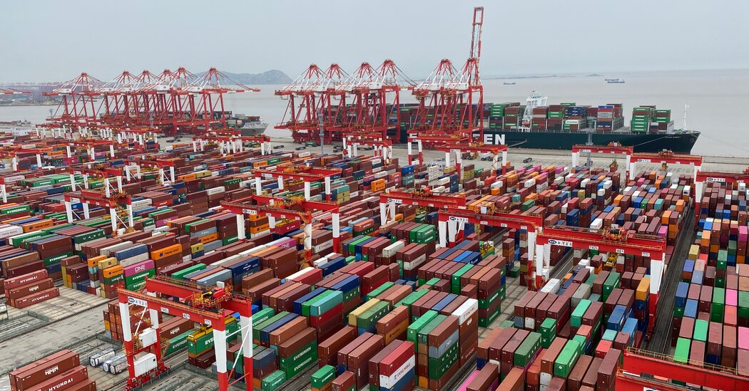 , U.S. Signals Little Thaw in Trade Relations With China, Nzuchi Times National News