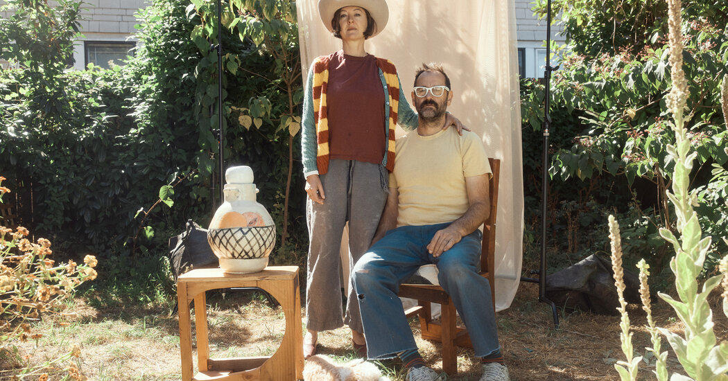 , An Artist Couple Who Live Among the Furniture They Create Together, The Habari News New York