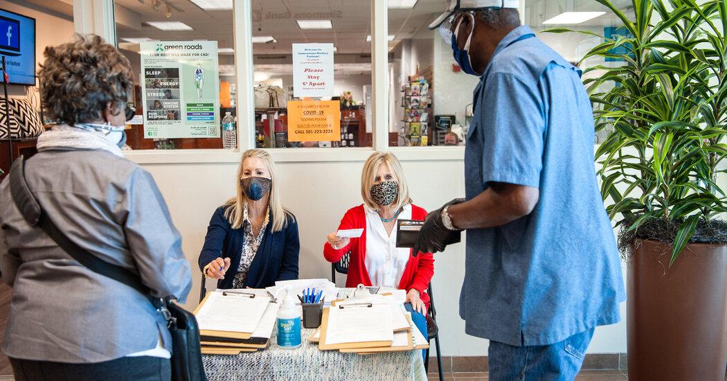 , Arkansas lawmakers pass bill aimed at weakening federal vaccine mandates., The Habari News New York