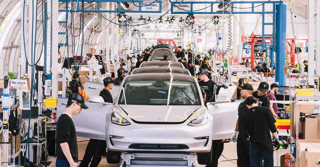, Tesla to Move Headquarters to Texas from California, The Habari News New York