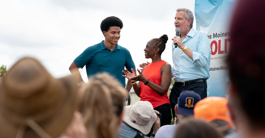 , De Blasio Is Faulted for Using Security Detail for Personal Benefit, The Habari News New York