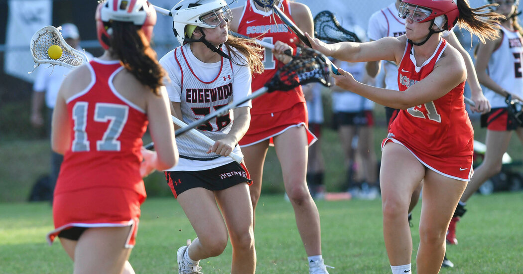 , Headgear Reduces Concussions in High School Girls' Lacrosse, Study Shows, The Habari News New York