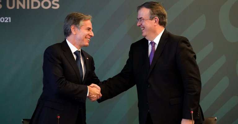 Migration demand largely avoided in Mexico-US security talks