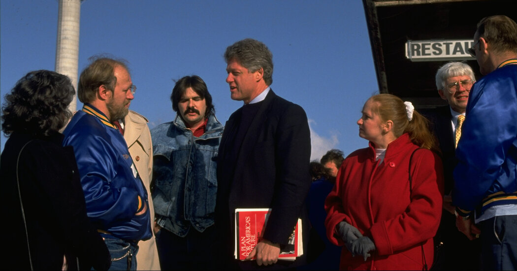 , Bill Clinton, Race and the Politics of the 1990s, The Habari News New York