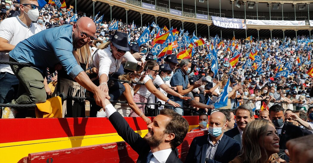 , In Debate Over Conquistadors 500 Years Ago, Spanish Right Sees an Opportunity, The Habari News New York