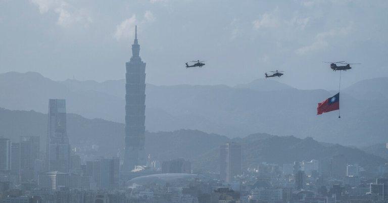 U.S. and China Enter Dangerous Territory Over Taiwan