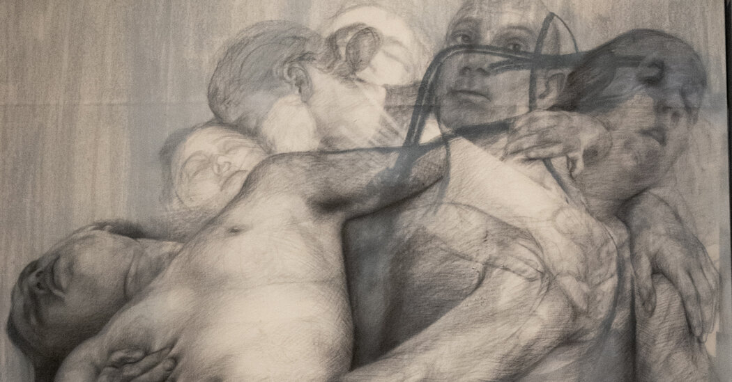 , Jenny Saville's Nudes Bring Renaissance Masters Down to Earth, The Habari News New York
