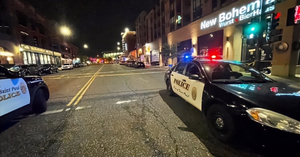 , St. Paul Bar Shooting Leaves 1 Dead and at Least 14 Wounded, The Habari News New York