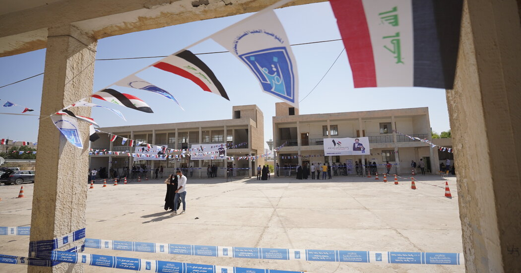, Iraqis' Frustration Over Broken Promises Keeps Voter Turnout Low, The Habari News New York