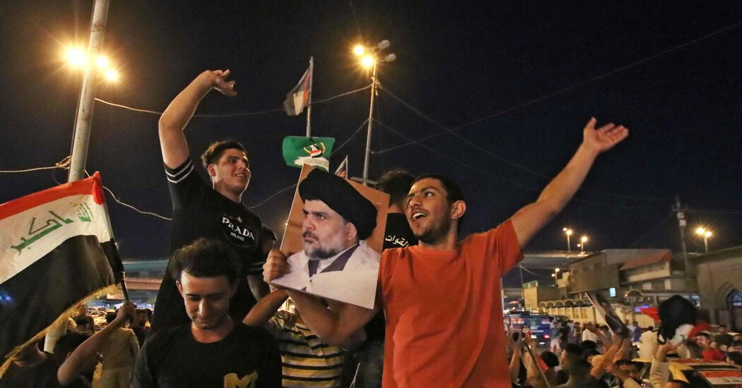 , In Iraq Election, Shiite Cleric Who Fought U.S. Strengthens Power, The Habari News New York