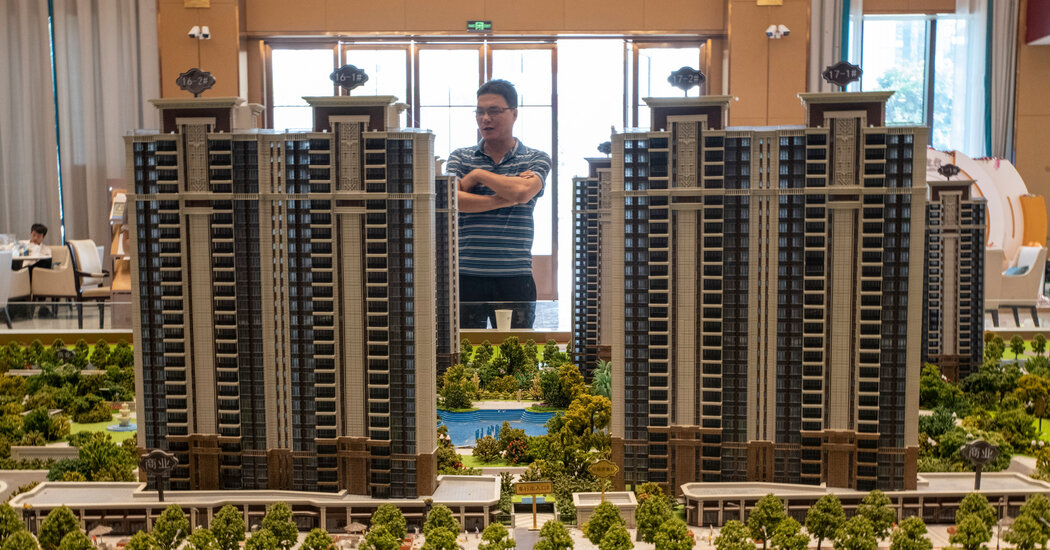 , Home Buyers Who Went All In on Evergrande Now Want Out, The Evepost National News