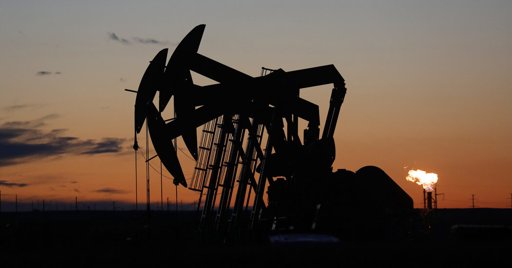 , Private Equity Funds, Sensing Profit in Tumult, Are Propping Up Oil, The Habari News New York