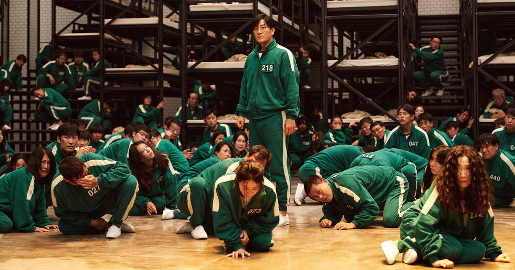 , 'Squid Game' Has Made Tracksuits Hot, The Habari News New York