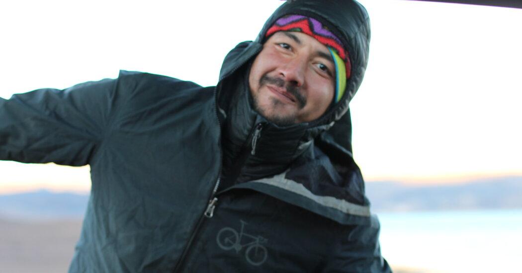 , Iohan Gueorguiev, 'Bike Wanderer' of the Wilderness, Dies at 33, The Habari News New York