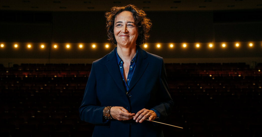 , A Female Conductor Joins the Ranks of Top U.S. Orchestras, The Habari News New York