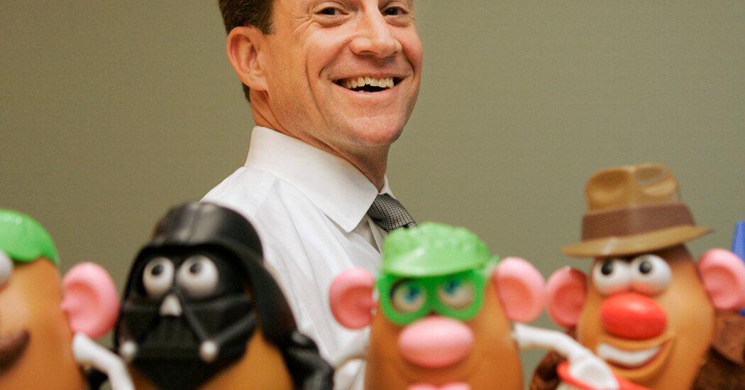 , Hasbro C.E.O. Brian Goldner Dies at 58, The Habari News New York