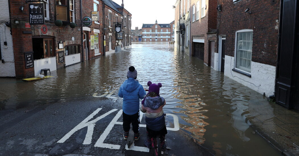 , U.K. Agency Issues Climate Change Warning Before U.N. Summit, The Habari News New York