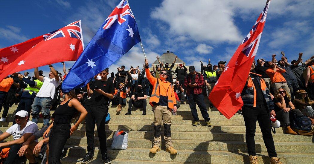, Australia Is Still a 'Free' Country, Despite Our Covid Lockdowns, The Habari News New York