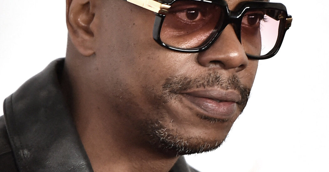 , Netflix Loses Its Glow as Critics Target Chappelle Special, The Habari News New York