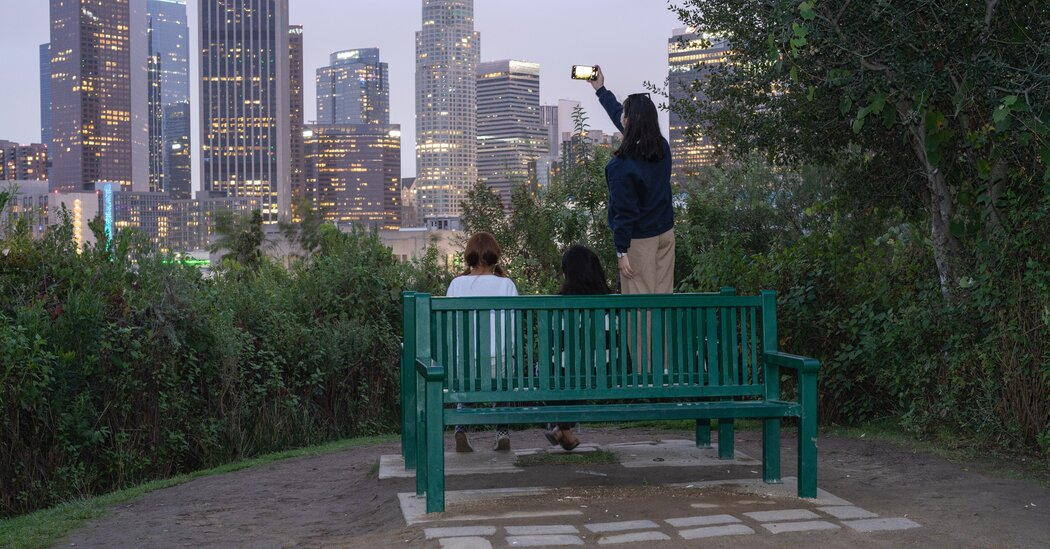 , The Park Bench Is an Endangered Species, The Habari News New York